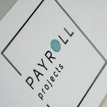 Visitekaartjes Payroll Projects